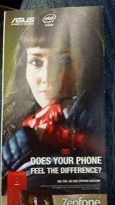 Zenfoneパンフ@LawYatPlaza