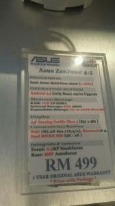 Zenfone4.5@LawYatPlaza