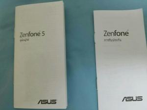 Zenfone説明書